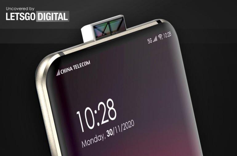 Oppo заново изобрела выдвижную камеру в смартфоне