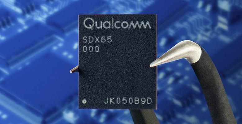 Компания Qualcomm заняла 70% рынка baseband-процессоров 5G в первом квартале 2021 года