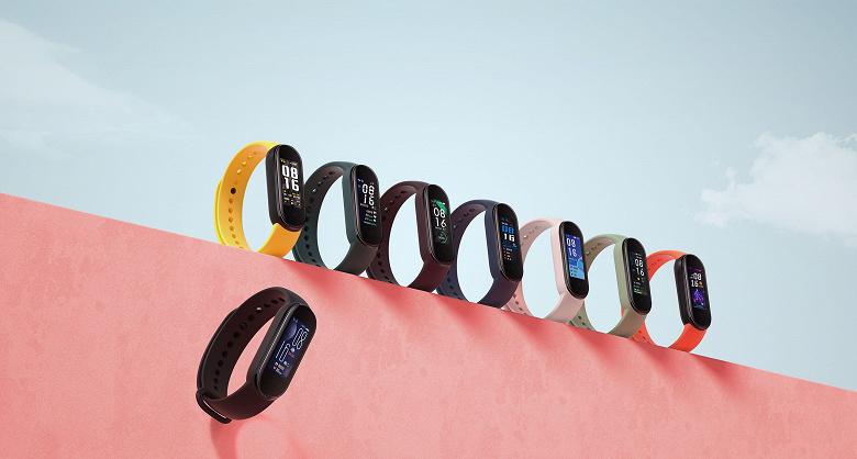 Умный браслет Xiaomi Mi Smart Band 6 одобрен за пределами Китая