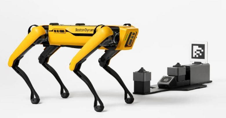 Знаменитый робопёс Spot получил новую версию со станцией зарядки