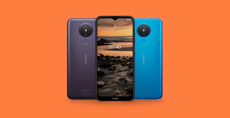 Первый смартфон Nokia в 2021 году обойдётся дешевле 8 тысяч рублей