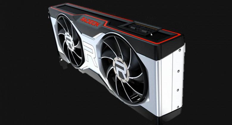 У Radeon RX 6700 XT действительно будет в полтора раза больше памяти, чем у RTX 3060 Ti