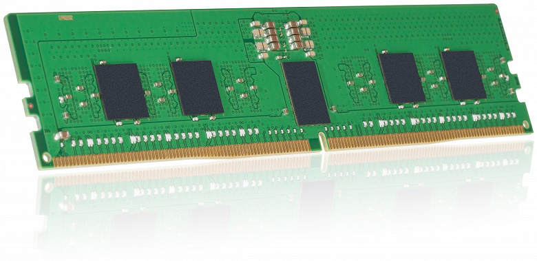 У SMART Modular готовы модули памяти DDR5