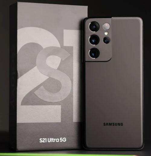 Samsung Galaxy S21 Ultra стал суперхитом в Великобритании