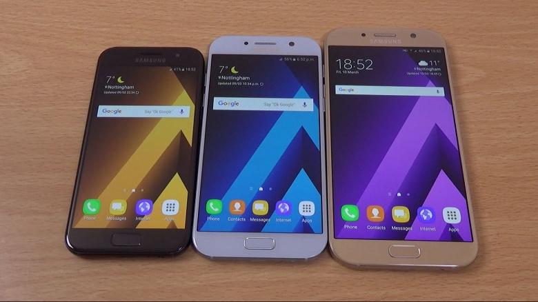 Samsung прекратила поддержку четырёх смартфонов 2017 года, а Galaxy Fold 5G вне опасности