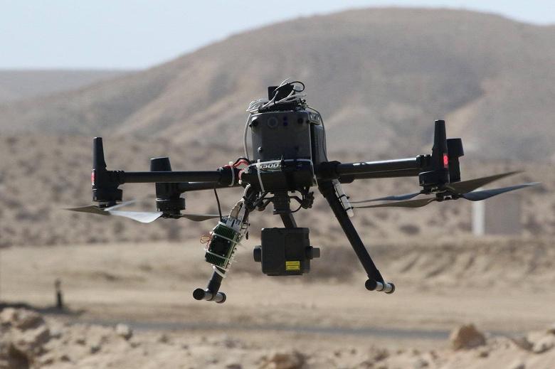 Теперь дронам не нужен сигнал GPS: ПО NavSight можно установить на любой серийный БПЛА с камерой