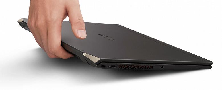 Суперлёгкий японский ноутбук с карбоновым корпусом по цене нескольких MacBook Air. Представлен новый VAIO Z