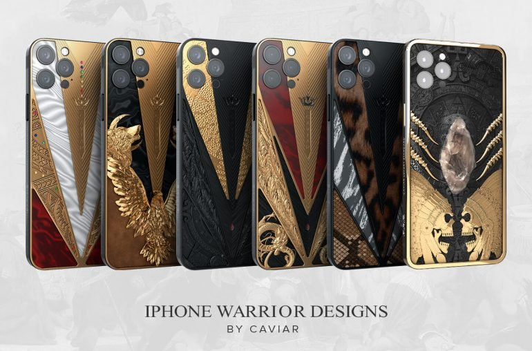 В России выпустили «апокалиптичный» ?iPhone 12 Pro с наконечником копья древних тольтеков