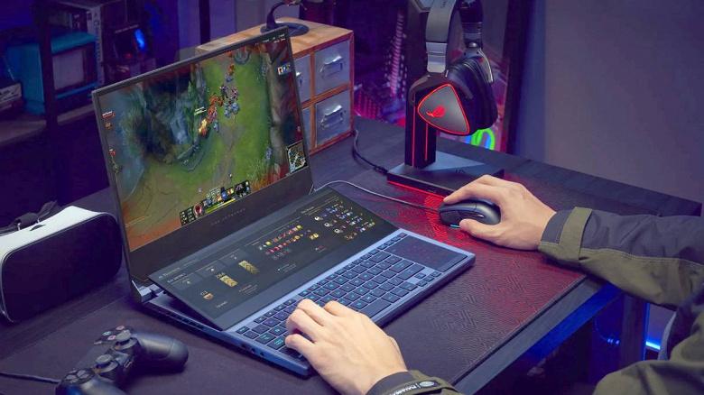 Прошивка мобильной видеокарты GeForce RTX 3080 позволяет существенно повысить производительность