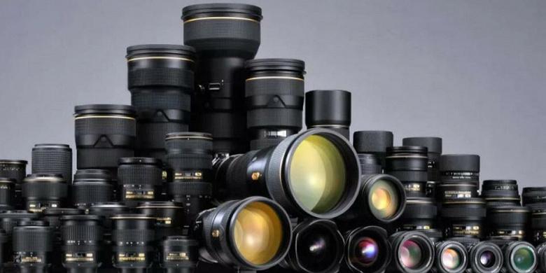 Nikon закроет два из трех своих японских заводов по производству объективов