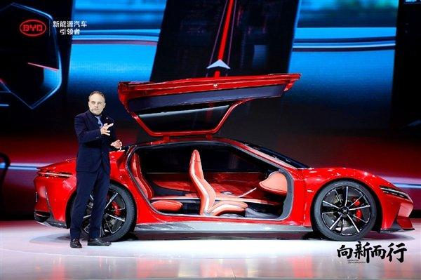 Такие электромобили сейчас делают в Китае: с дверьми как у Mercedes 300SL и динамикой Ferrari LaFerrari