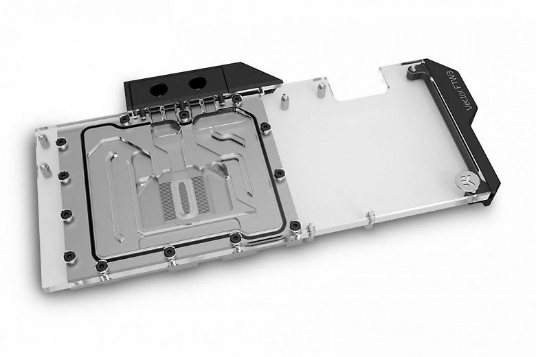 EK выпускает водоблок для видеокарты EVGA GeForce RTX 3070 FTW3 Ultra Gaming