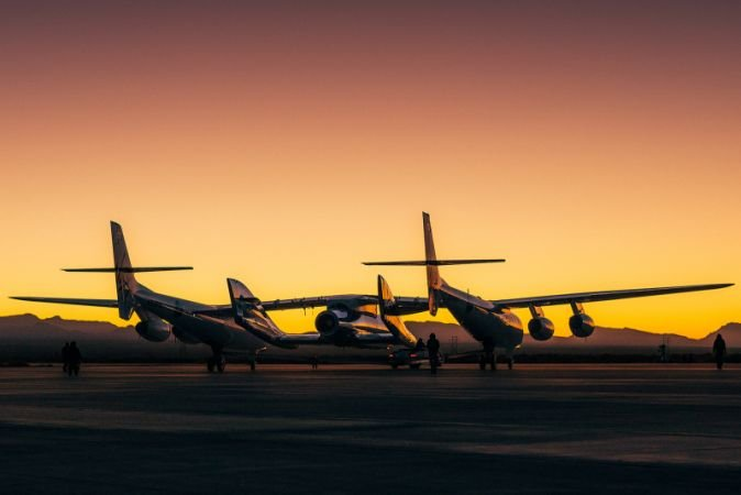 Virgin Galactic откладывает испытательный полет SpaceShipTwo