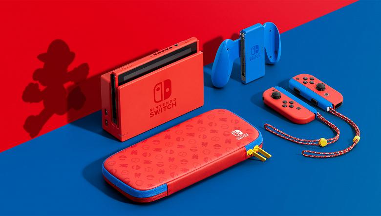Юбилейная приставка Nintendo Switch поступила в продажу в России и остальном мире