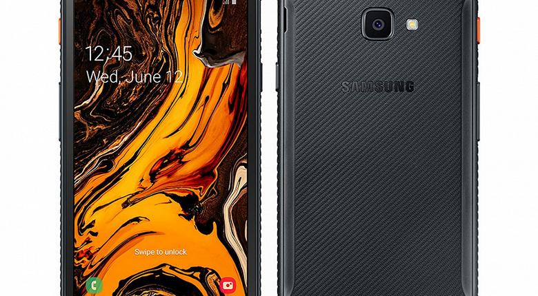 Неубиваемый смартфон Samsung с 5,3-дюймовым экраном и NFC одобрили для выхода