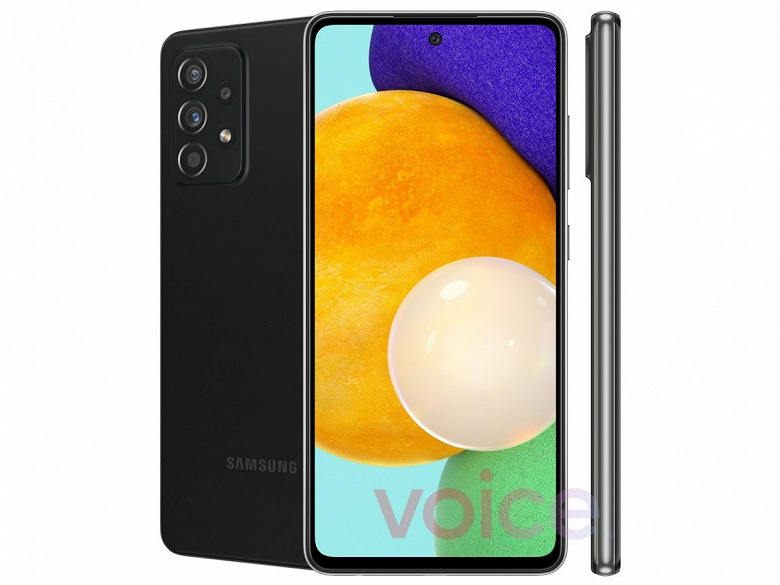 120 Гц и полноценная водозащита. Samsung Galaxy A52 5G хорошеет на глазах по мере приближения к выпуску