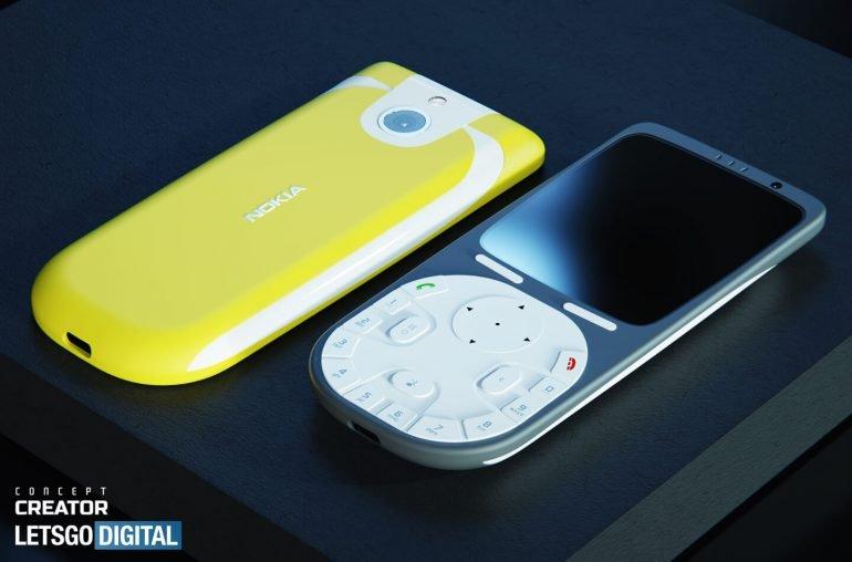 Переиздание легендарной Nokia 3650: красивые изображения, видео и подробности