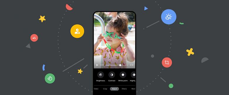 В Google Photos появился крутой редактор видео и новые платные функции, ранее доступные только для Pixel