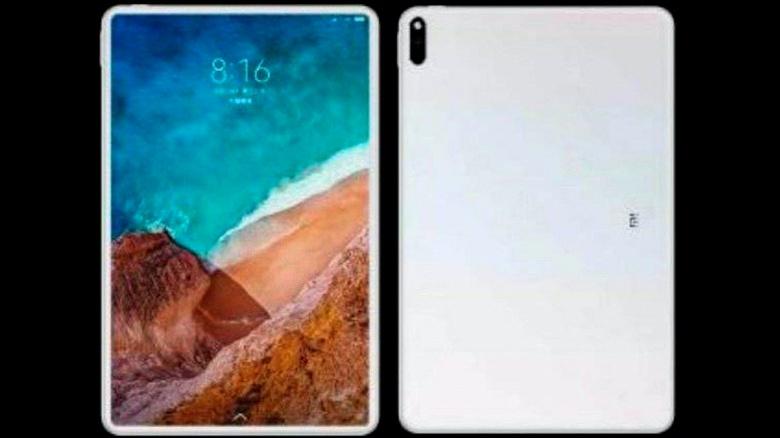 Xiaomi Mi Pad 5 первым получит стилус и оболочку MIUI for Pad