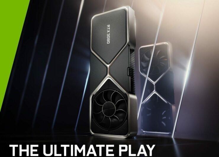 Дефицит видеокарт наглядно: за полтора месяца на eBay продано 14000 3В-карт GeForce RTX 30 и только 1216 видеокарт AMD Radeon RX 6000