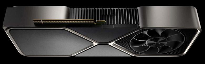 С 12 ГБ памяти вместо 20 ГБ. GeForce RTX 3080 Ti представят 12 апреля