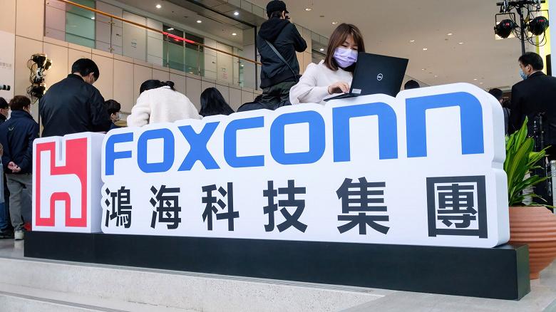 Первые электромобили на платформе Foxconn MIH выйдут в этом году
