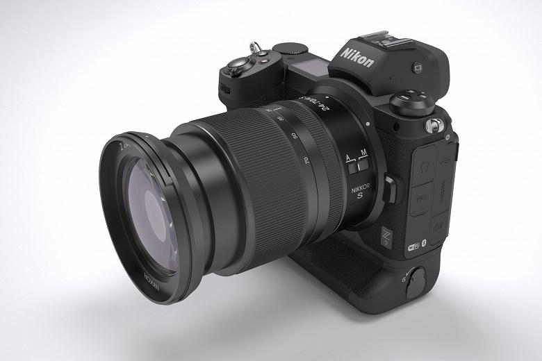 Nikon планирует в этом году выпустить беззеркальную камеру, превосходящую зеркальную модель D6