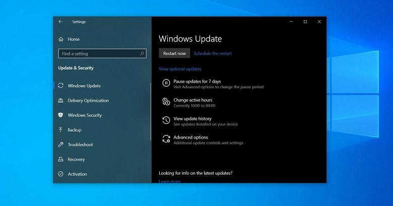 Microsoft отозвала слишком проблемное срочное обновление Windows 10 без объяснений