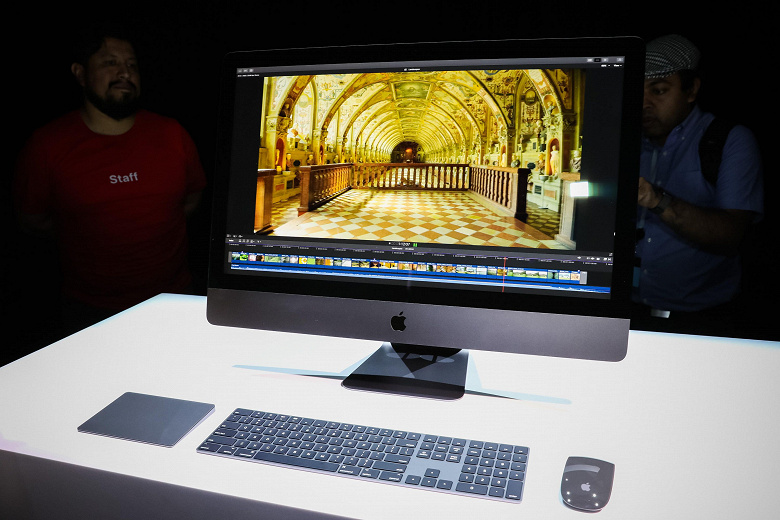 Apple подтвердила снятие с производства iMac Pro