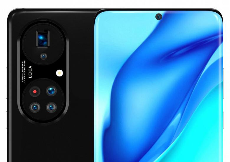 Huawei P50 могут представить 27 апреля, вице-президент компании уже пользуется этим смартфоном