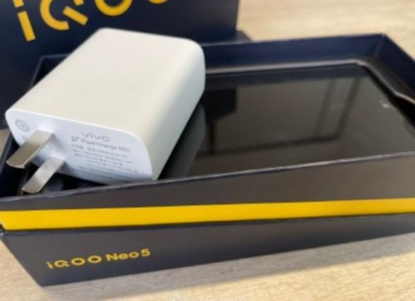 iQOO Neo 5 – смартфон на Snapdragon 870 с самой быстрой зарядкой