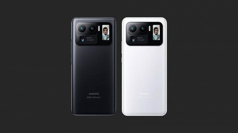 Первый смартфон Xiaomi с IP68. Xiaomi Mi 11 Ultra становится всё интереснее