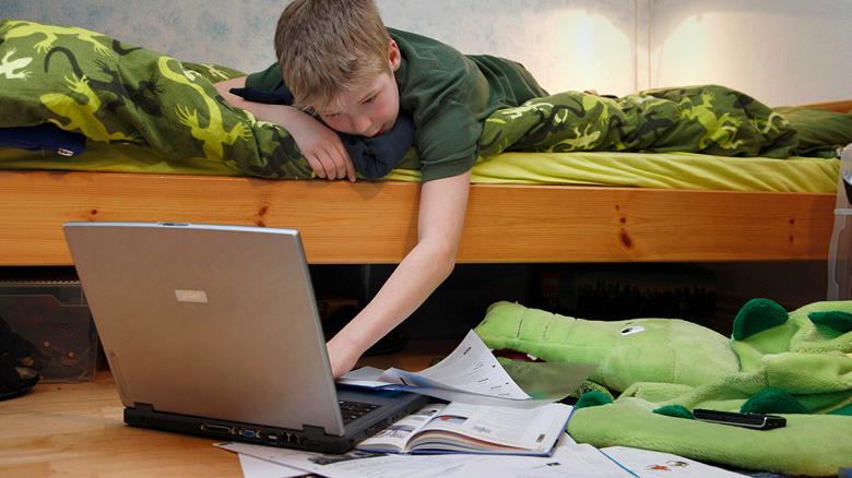 «Лаборатория Касперского»: подавляющее большинство детей не хочет учиться онлайн