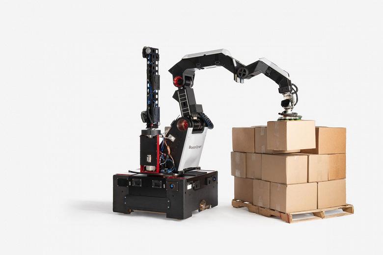 Stretch — новый робот BostonDynamics, который не похож ни на человека, ни на собаку