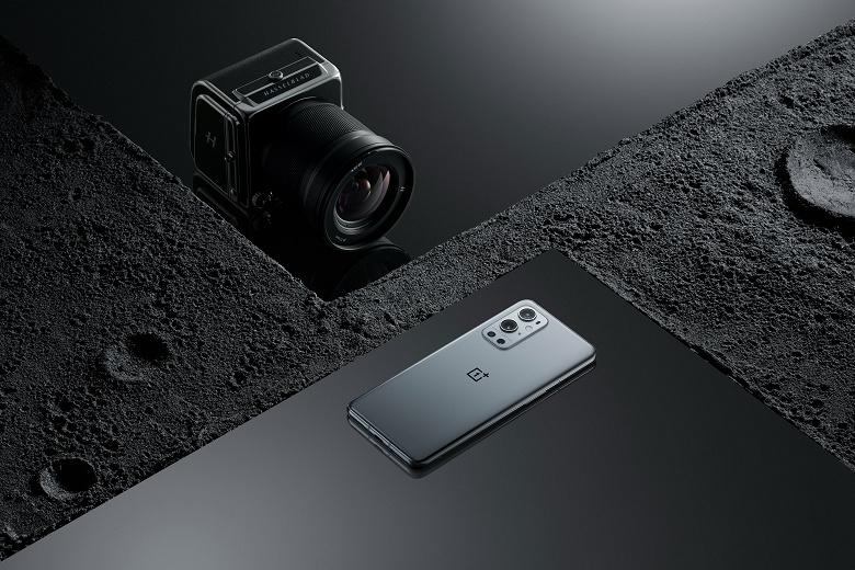 OnePlus впервые показала OnePlus 9 Pro с камерой Hasselblad в разных цветах