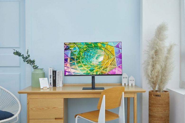 Samsung представила дюжину мониторов с разрешением до 4K, HDR10, поворотом экрана и другими «изюминками»
