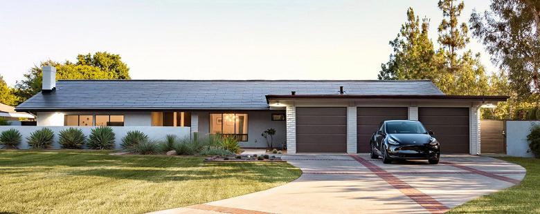 Tesla резко повышает цены на солнечные крыши