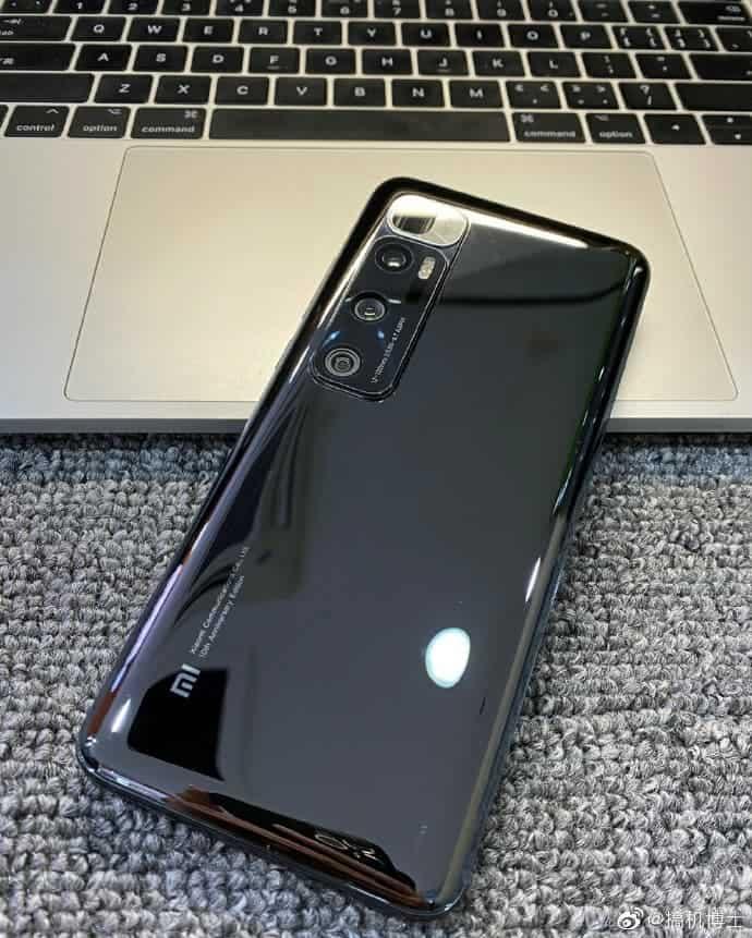 Новейший Xiaomi Mi 10S показали вживую сразу после анонса