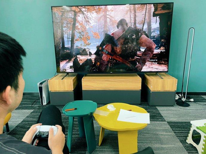 Самый дешёвый 86-дюймовый телевизор Redmi Max 86 показали вживую перед началом продаж
