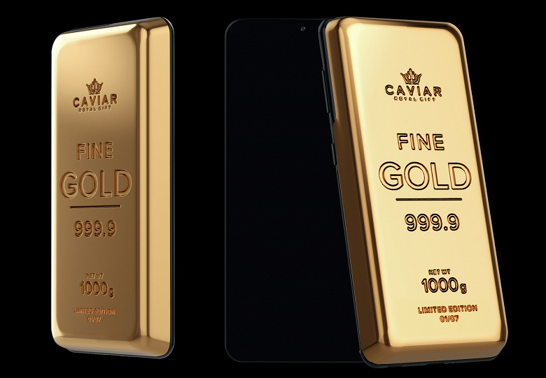 Samsung Galaxy S21 Ultra оказался почти на миллион дороже iPhone 12 Pro, хотя килограмм золота одинаковый