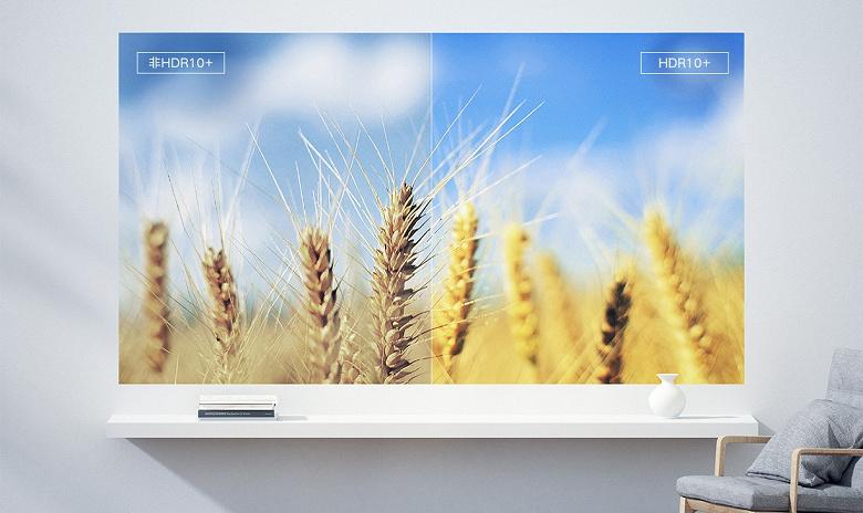 Представлен проектор Xiaomi Mi Smart Projector 2 Pro с HDR10