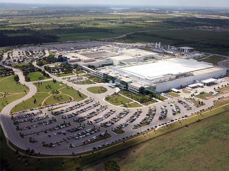 Завод Samsung в Техасе «ожил»: производство микросхем почти вернулось к прежнему уровню