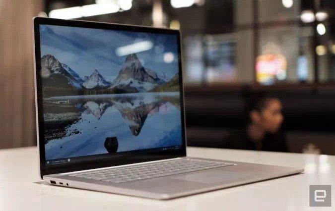 Оба ноутбука линейки Microsoft Surface Laptop 4 получат процессоры AMD
