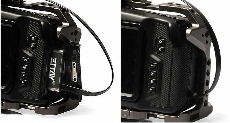 Адаптер Zitay CFast 2.0 - MSATA SSD позволяет использовать с камерами вместо карт CFast 2.0 твердотельные накопители mSATA