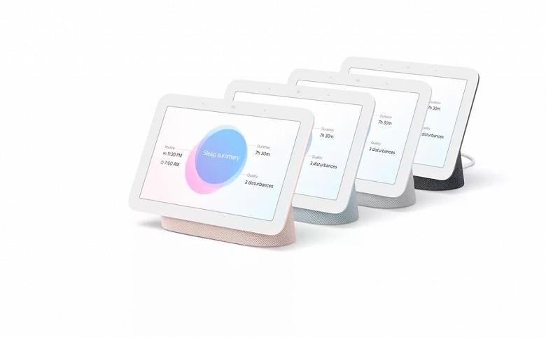 «Сердце» цифрового дома Google следит за сном без камер и носимых гаджетов. Представлено второе поколение Nest Hub