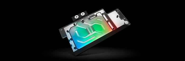 Водоблок EK-Classic Strix RTX 3070 D-RGB предназначен для видеокарт Asus ROG Strix GeForce RTX 3070