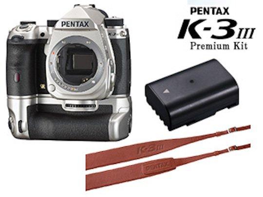 Последние утечки перед анонсом дают полное представление о камере Pentax K-3 Mark III