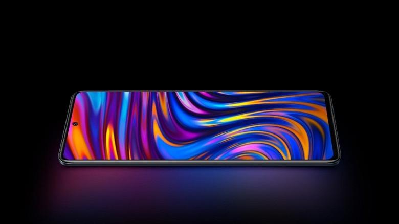 1000 Гц, HDR10+, Snapdragon 870 и 44 Вт — это новый iQOO Neo5