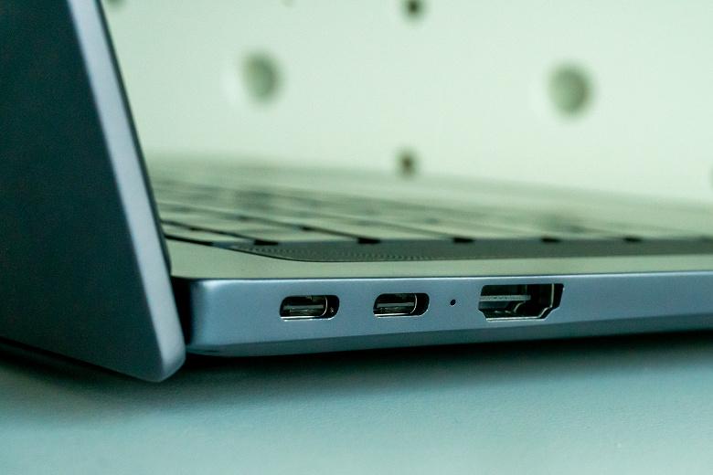 Ноутбук Huawei MateBook D 16 прибыл в Россию