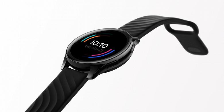 Настоящий конкурент Amazfit GTR 2 и Xiaomi Mi Watch: представлены умные часы OnePlus Watch